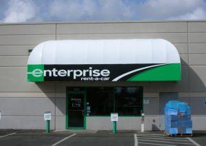custom storefront awning sign