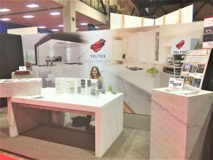 Custom trade show display exhibit
